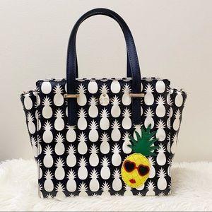 RARE Kate Spade Pineapple Hayden purse